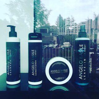 Angelo Basile Top 4 Haar Produkte